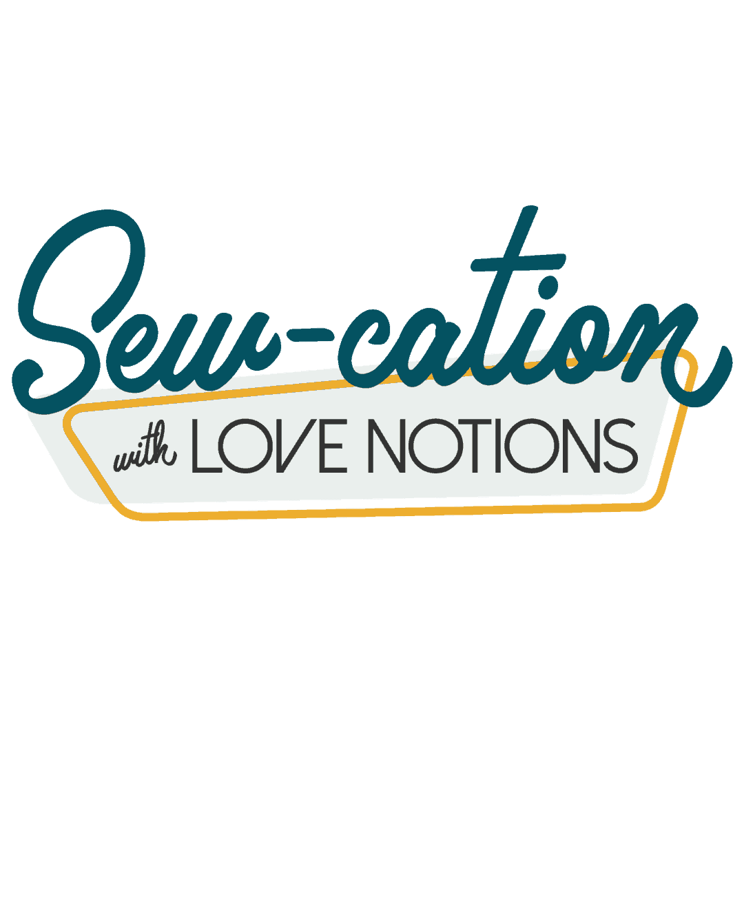 Love Notions sewing retreat