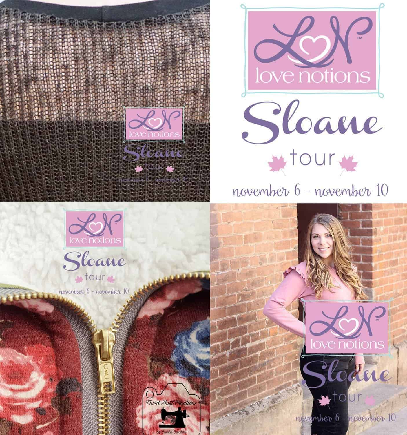Sloane Sweater Tour Day 2