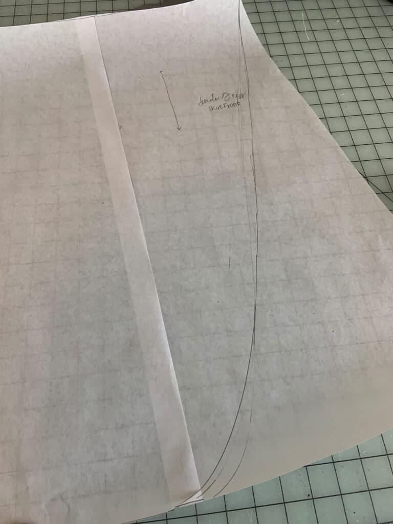 sonata faux wrap
