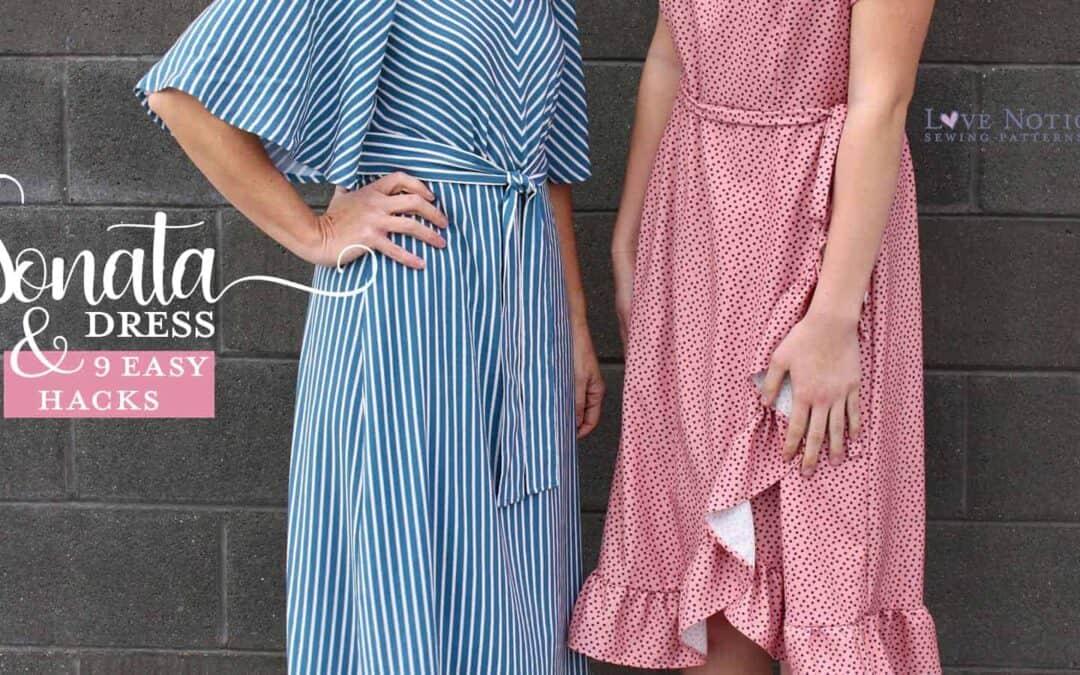9 Easy Hacks for the Sonata Dress