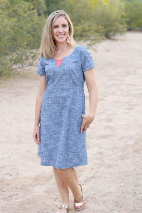 Sonata dress pattern